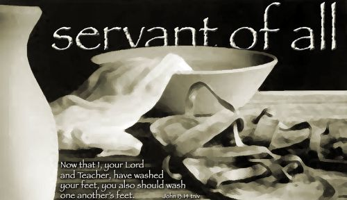Gambar: Servant of all