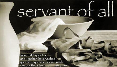 Gambar: Servant of all