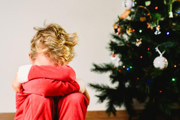 Gambar: Anak bersedih