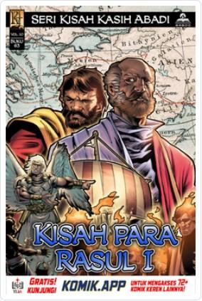 Gambar: Cover Komik KPR 1