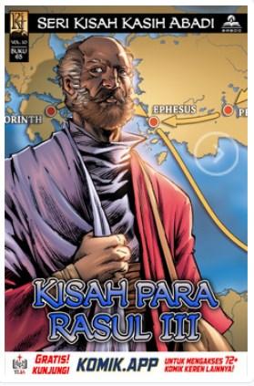 Gambar: Cover Komik KPR 3