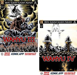 Gambar: Cover Komik Wahyu 3 dan 4