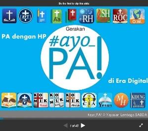 Gambar: Slideshare #Ayo_PA!