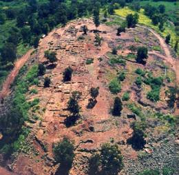 Gambar: Situs penggalian kota kuno Bestaida