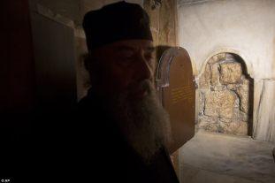 Gambar: Jendela di dekat makam Yesus