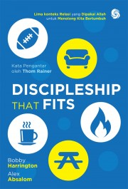 Gambar: Buku Discipleship That Fits