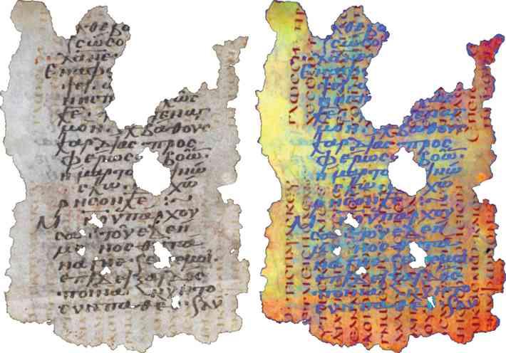 Gambar: Salinan Teks Kuno