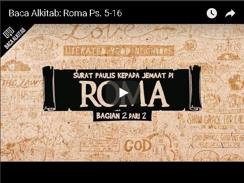 Video: Roma 5-16