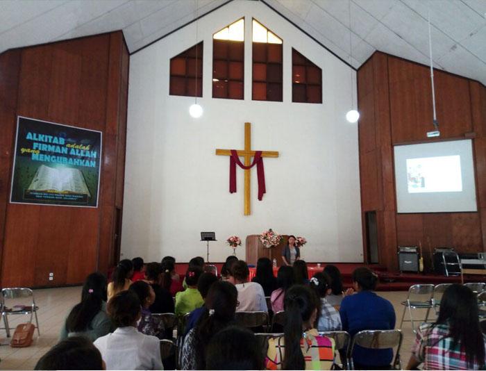Gambar: Seminar Pelayanan Anak di STAN Malang