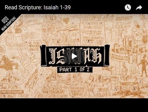 Video Yesaya 1-39