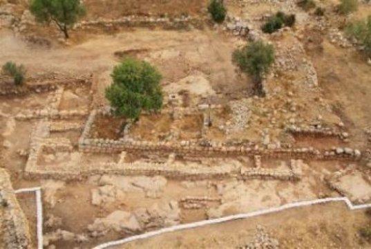 Gambar: Istana Raja Daud