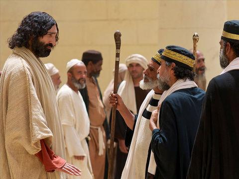 Gambar: Musuh-Musuh Kristus