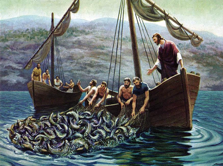 Gambar: Paskah_Menangkap_ikan