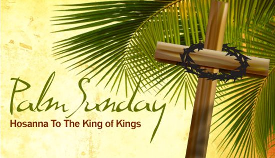 Agenda Perayaan Misa Minggu Palma Online di Keuskupan Agung Semarang