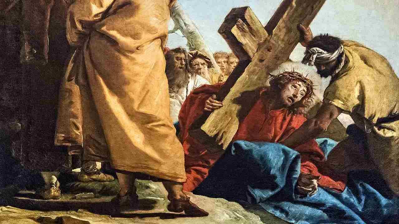 Gambar: penderitaan Kristus