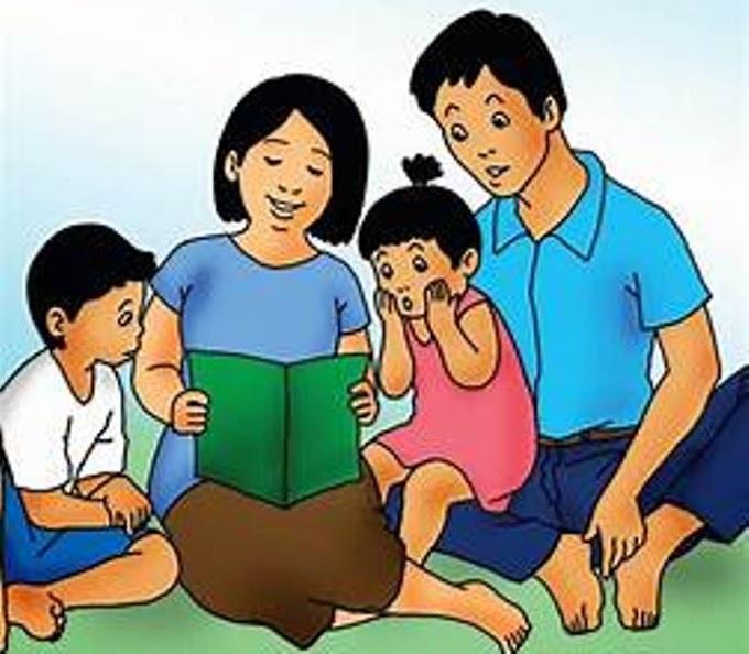 Gambar: Pengajaran untuk anak