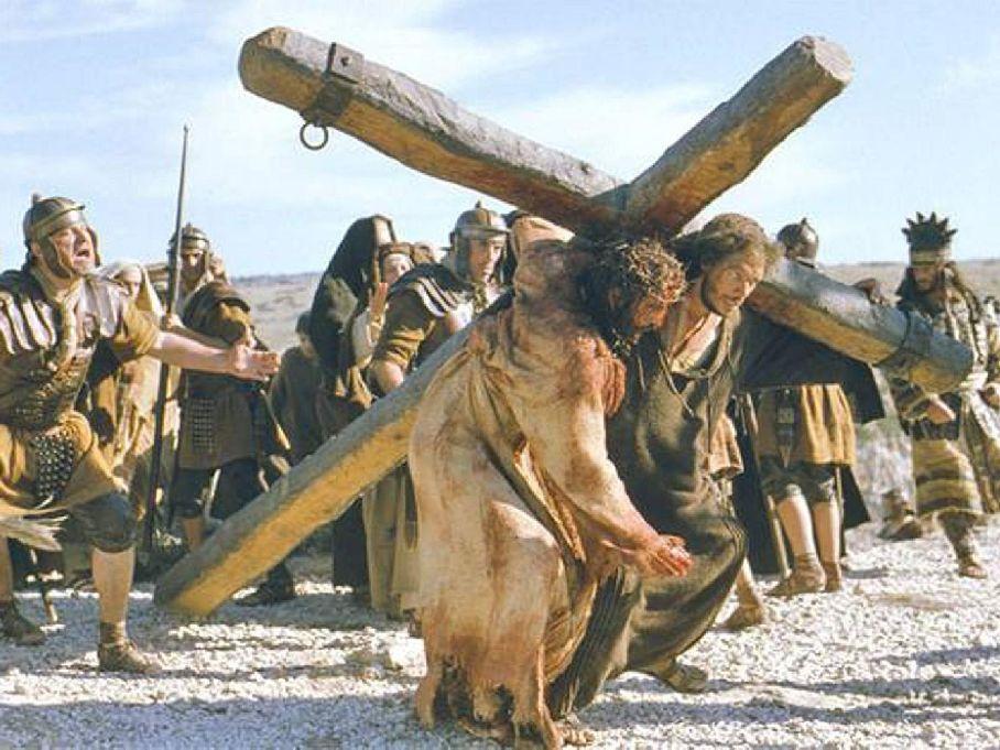 Gambar: pengorbanan Yesus