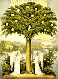 Gambar: pohon kehidupan