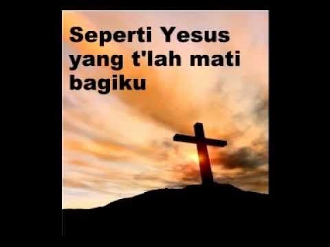Gambar: Yesus mati bagiku