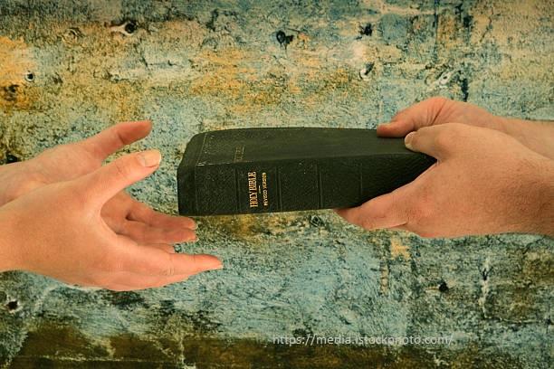 Gambar: penginjilan