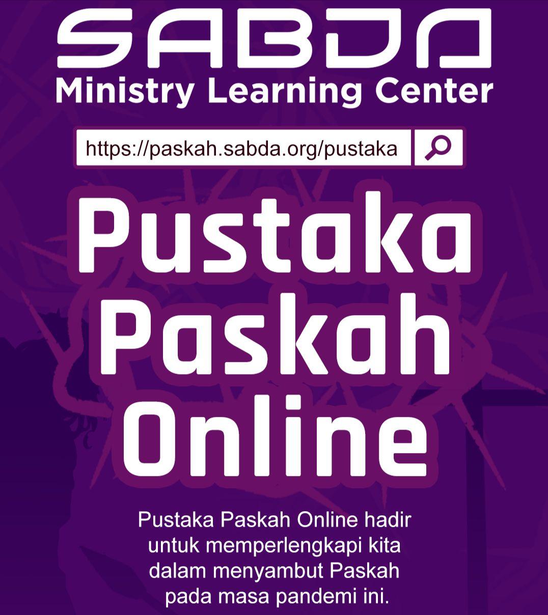 Pustaka Paskah Online 2021