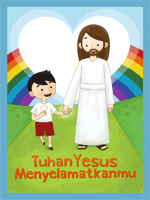 Traktat Tuhan Yesus Menyelamatkanmu
