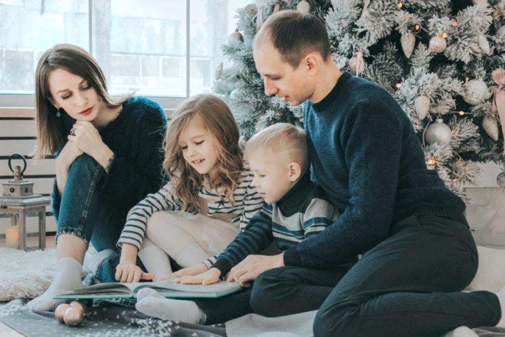 keluarga Kristen