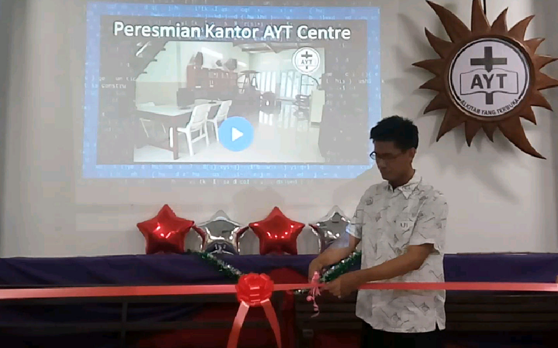 Peresmian AYT Centre