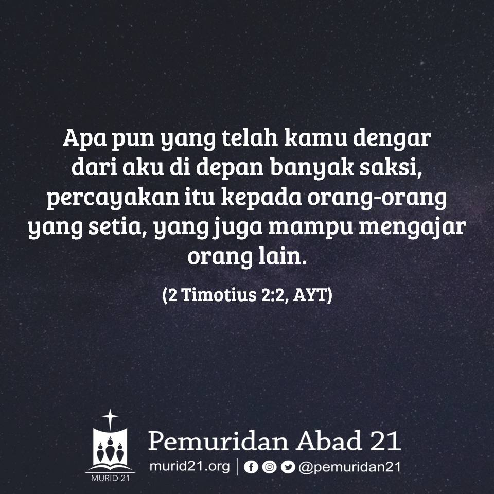 Gambar: Quote 2 Timotius
