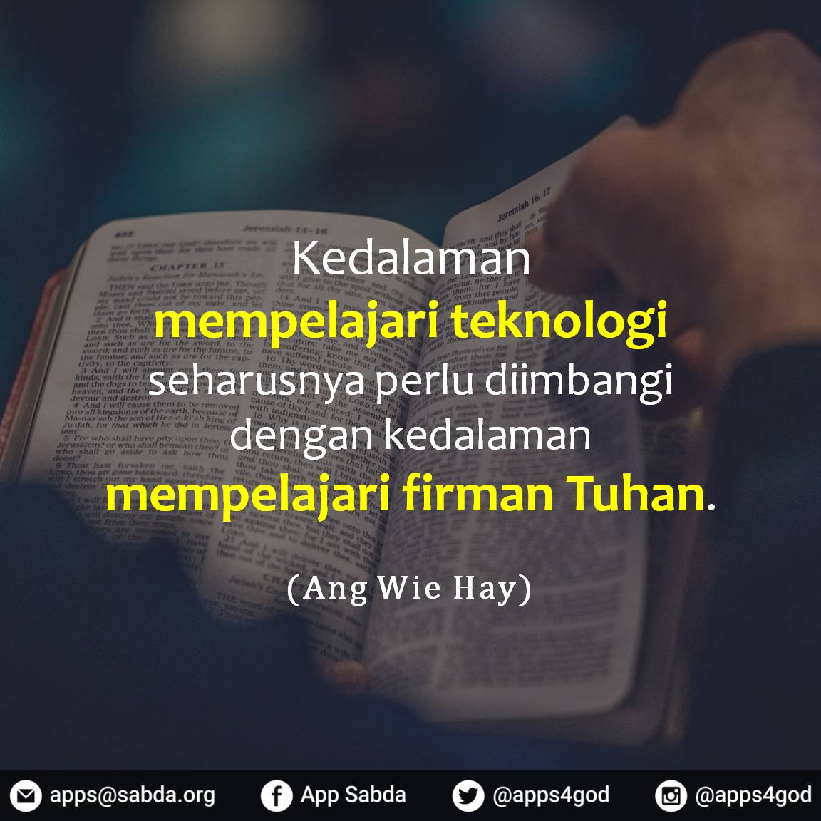 Gambar: Quote Ang Wie Hay