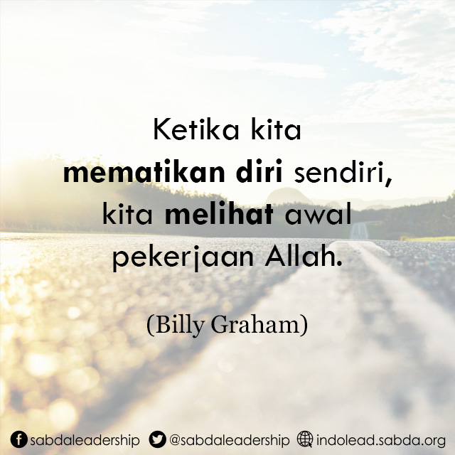 Gambar: Quote Billy Graham