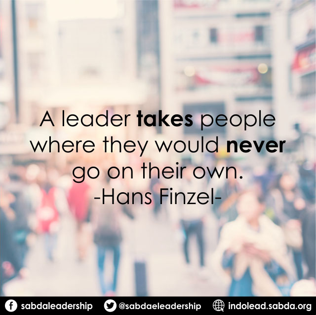 Gambar: Quote Leadership