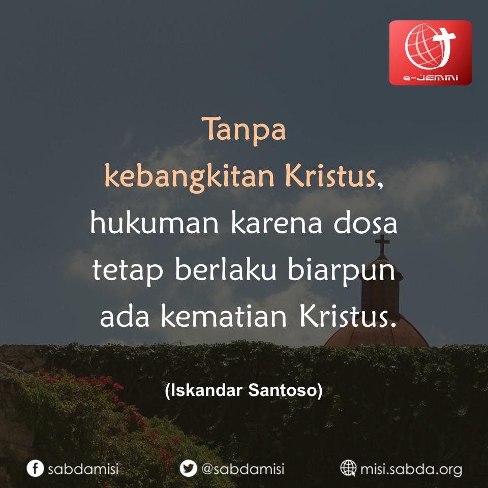 Gambar: Quote Iskandar Santoso