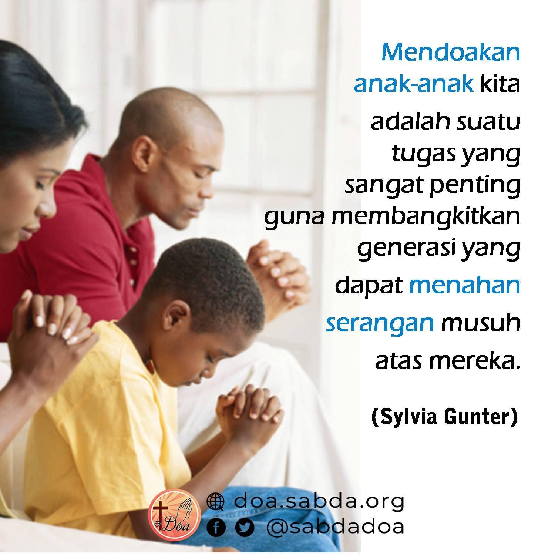 Berdoa bersama