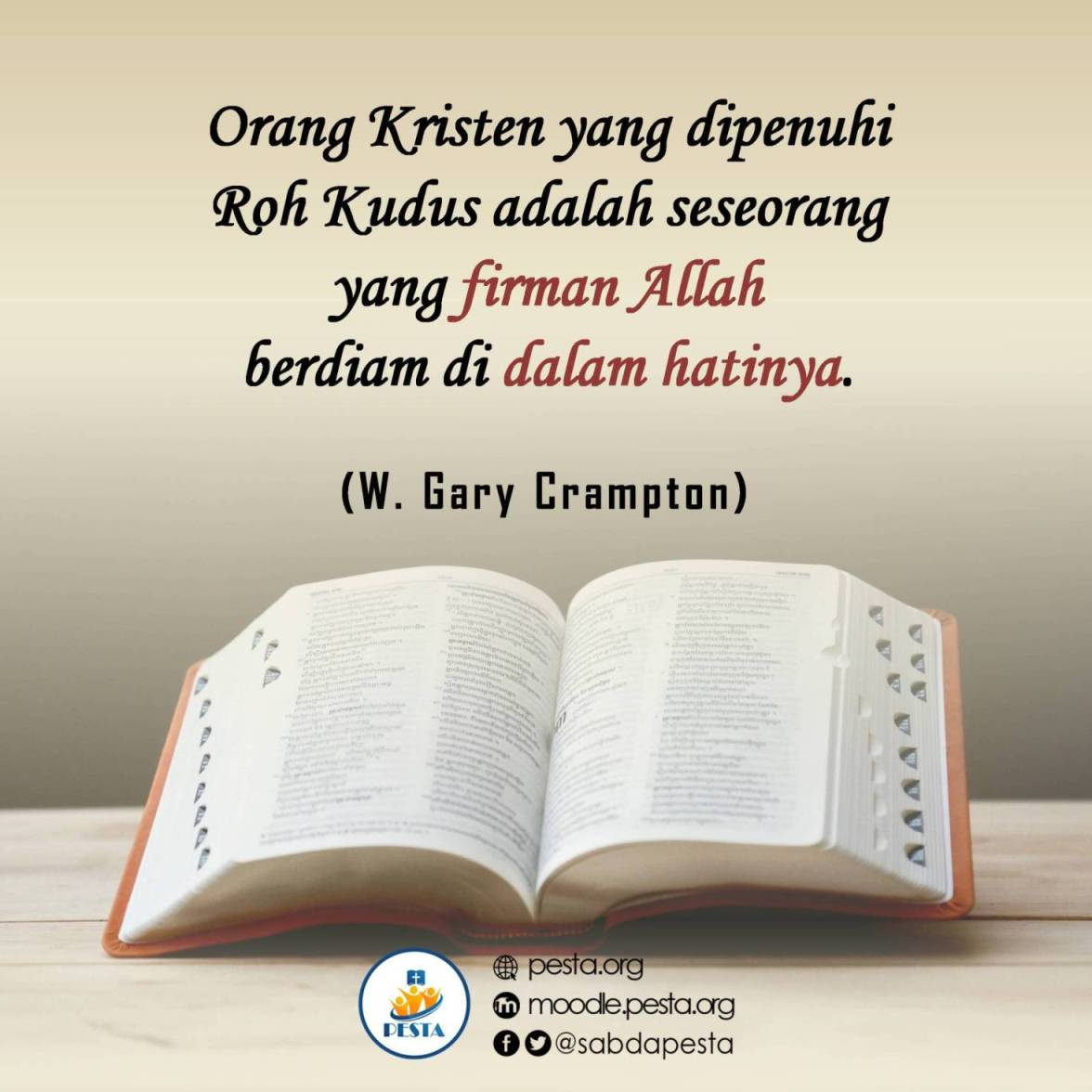 W. Gary Crampton