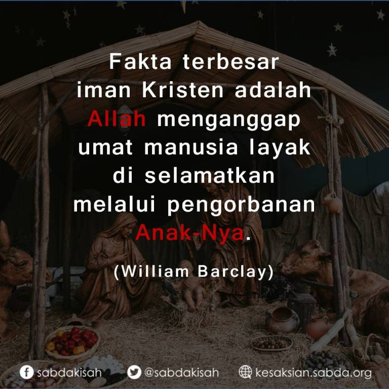 Gambar: Quote William Barclay