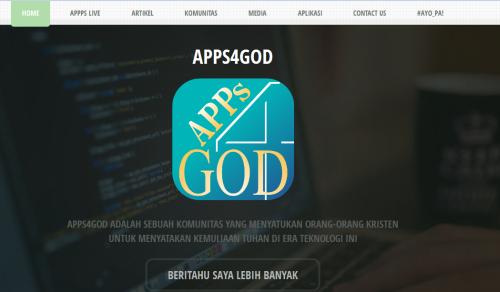 Situs Apps4god