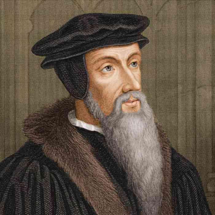 Diskusi Daring Tokoh John Calvin di FB Grup Bio-Kristi!