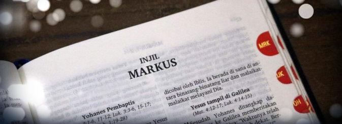 Kelas PESTA Studi Injil Markus (SIM)