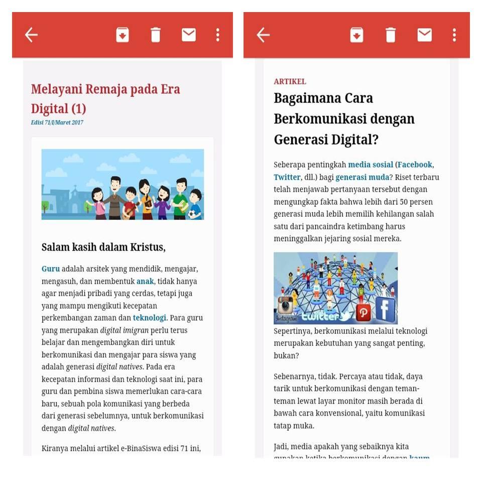 Publikasi e-BinaSiswa