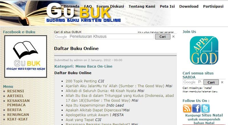 Situs GUBUK