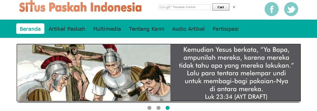 Situs Paskah Indonesia