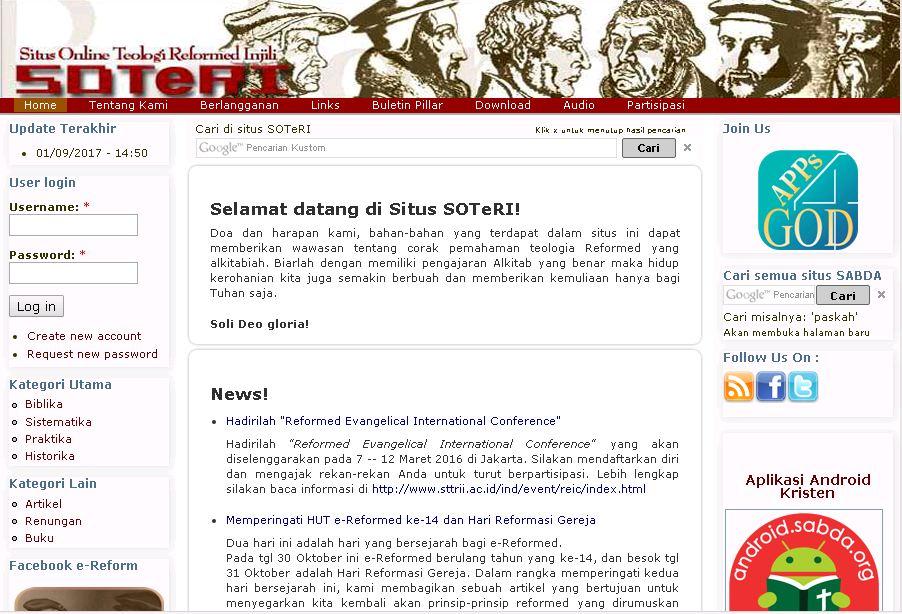 Situs Soteri