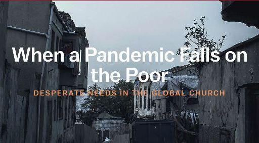Saat Pandemi Menimpa Kaum Miskin