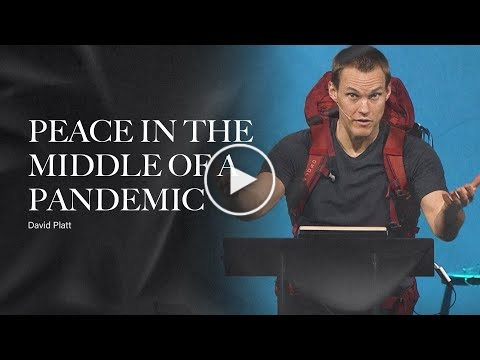 Peace in the Middle of a Pandemic