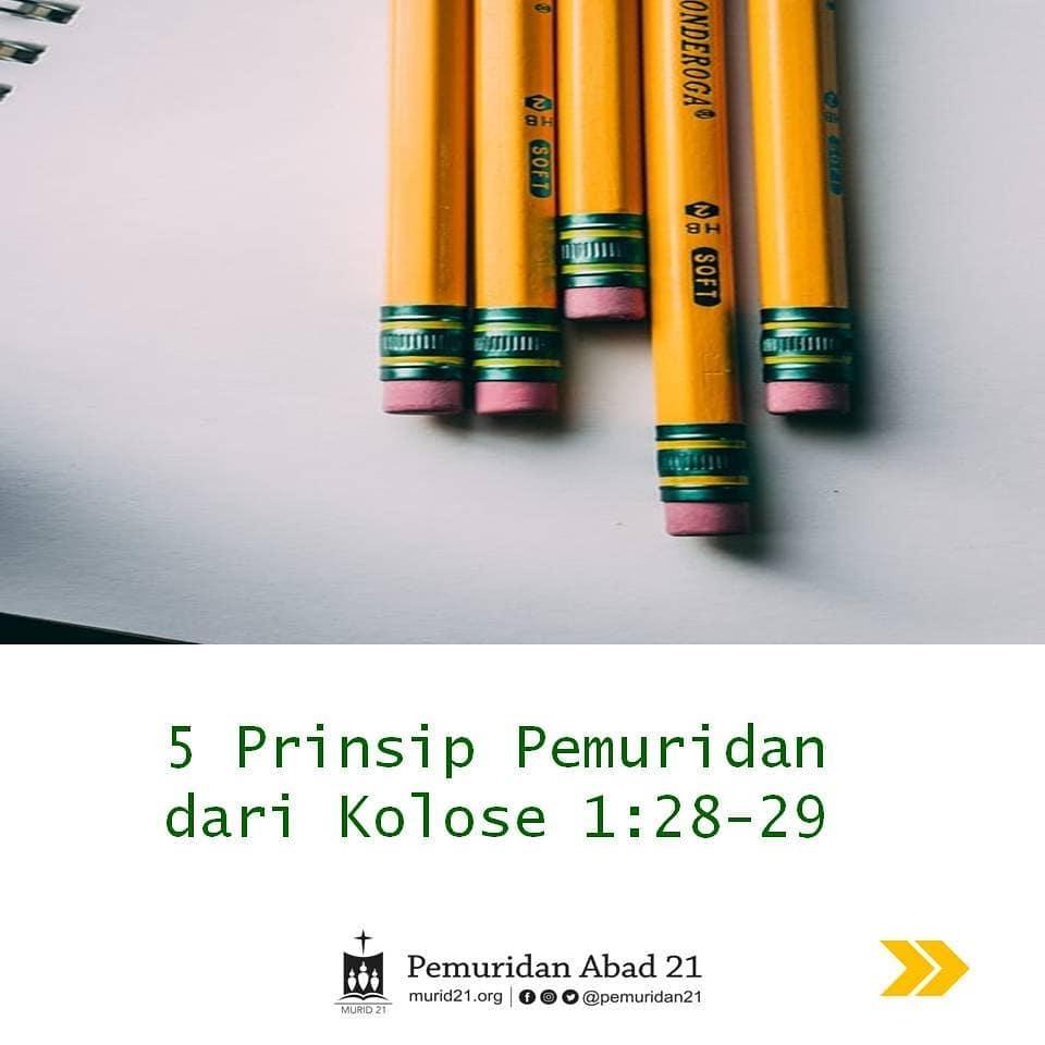 Prinsip Pemuridan