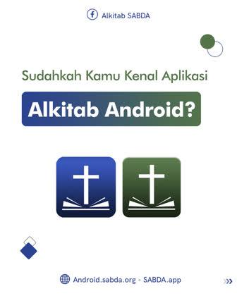 Pengenalan Alkitab Android