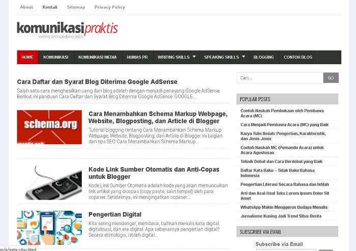 Situs www.komunikasipraktis.com