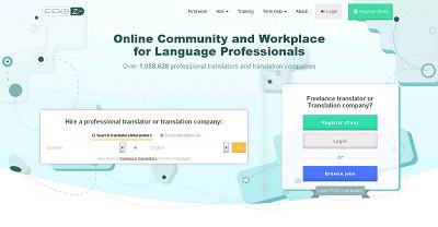 Situs www.proz.com