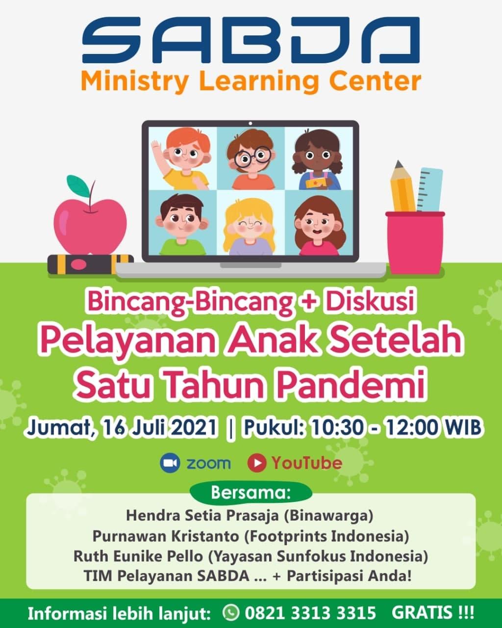 Diskusi Pelayanan Anak